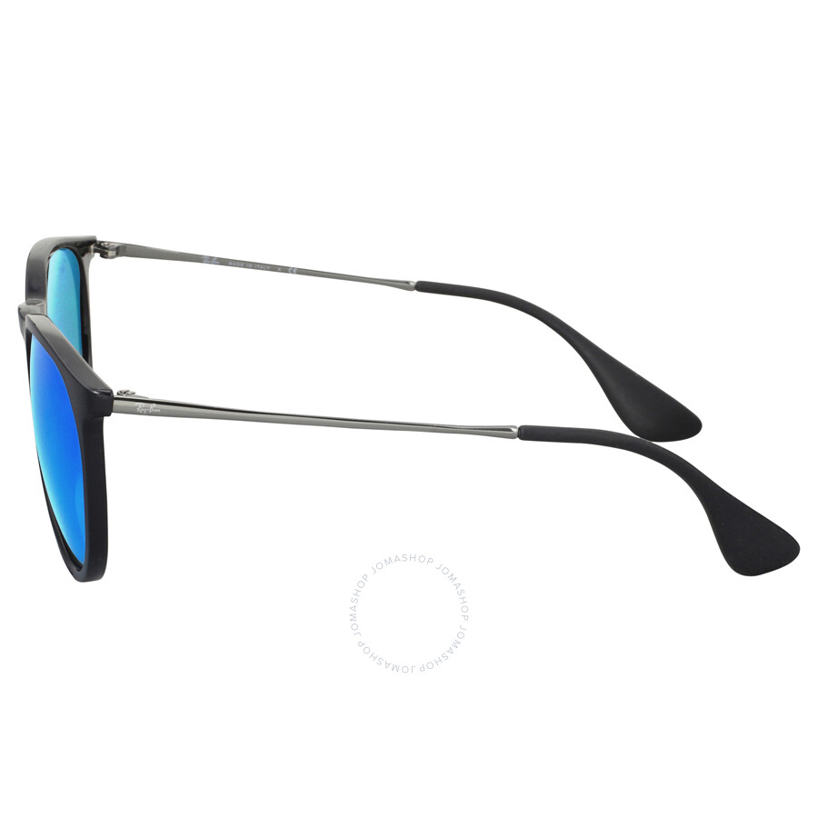 5c91fe8672 Ray-Ban Erika Color Mix Blur Mirror Lens Sunglasses RB4171 601 55 54 ...