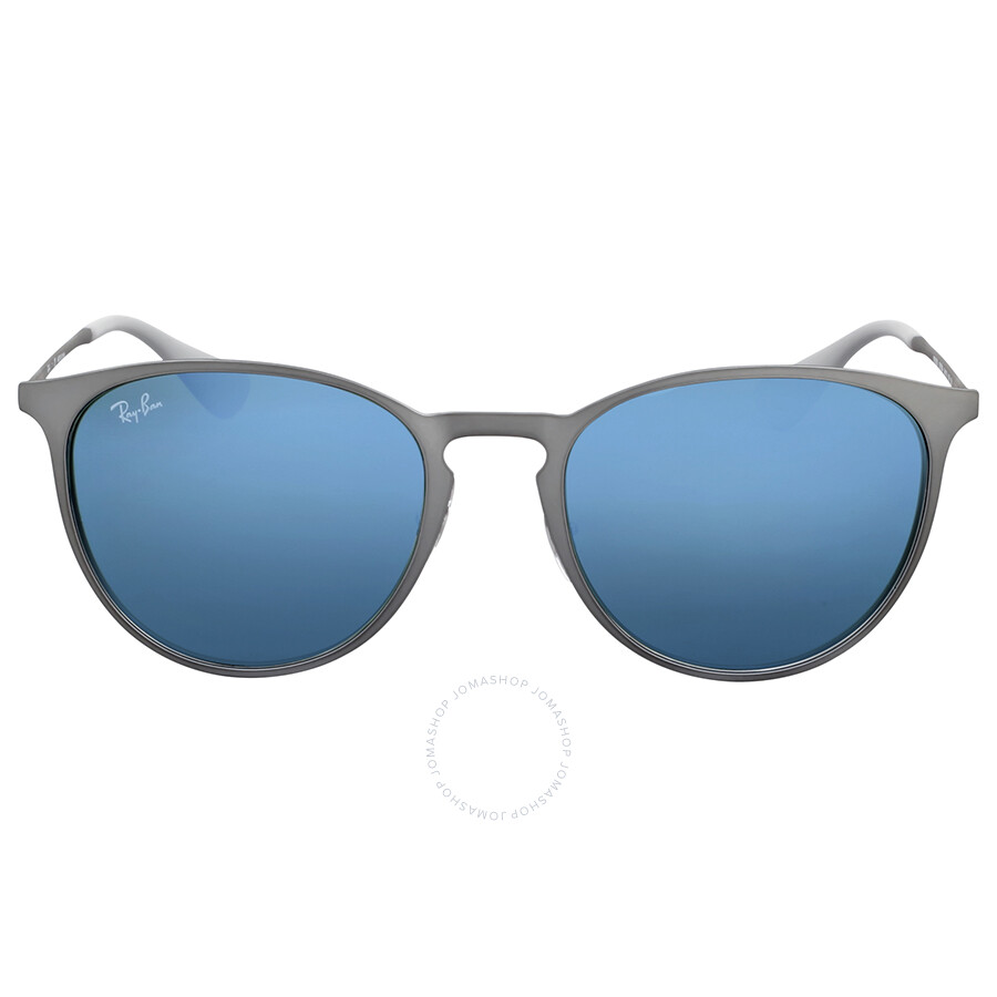 376bf77447 Ray Ban Erika Green Mirror Sunglasses - Erika - Ray-Ban - Sunglasses ...