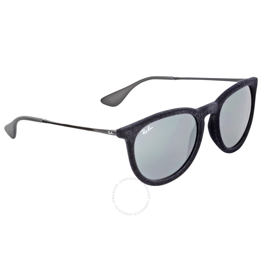 b81f309fda9 Ray Ban Erika Grey Mirror Sunglasses RB4171 60756G 54 - Erika - Ray ...