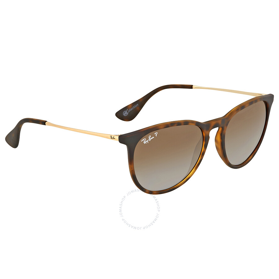 ray ban erika polarized tortoise sunglasses erika ray. Black Bedroom Furniture Sets. Home Design Ideas