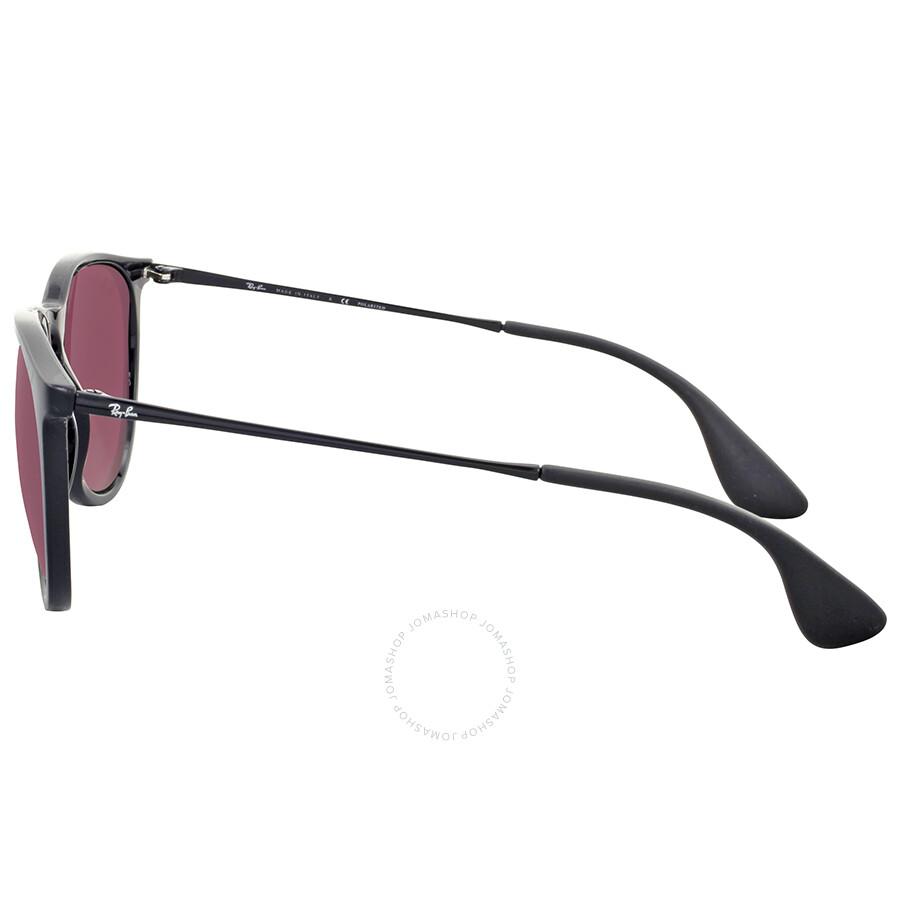 4c06945b5c Ray Ban Erika Polarized Violet Mirror Sunglasses - Erika - Ray-Ban ...
