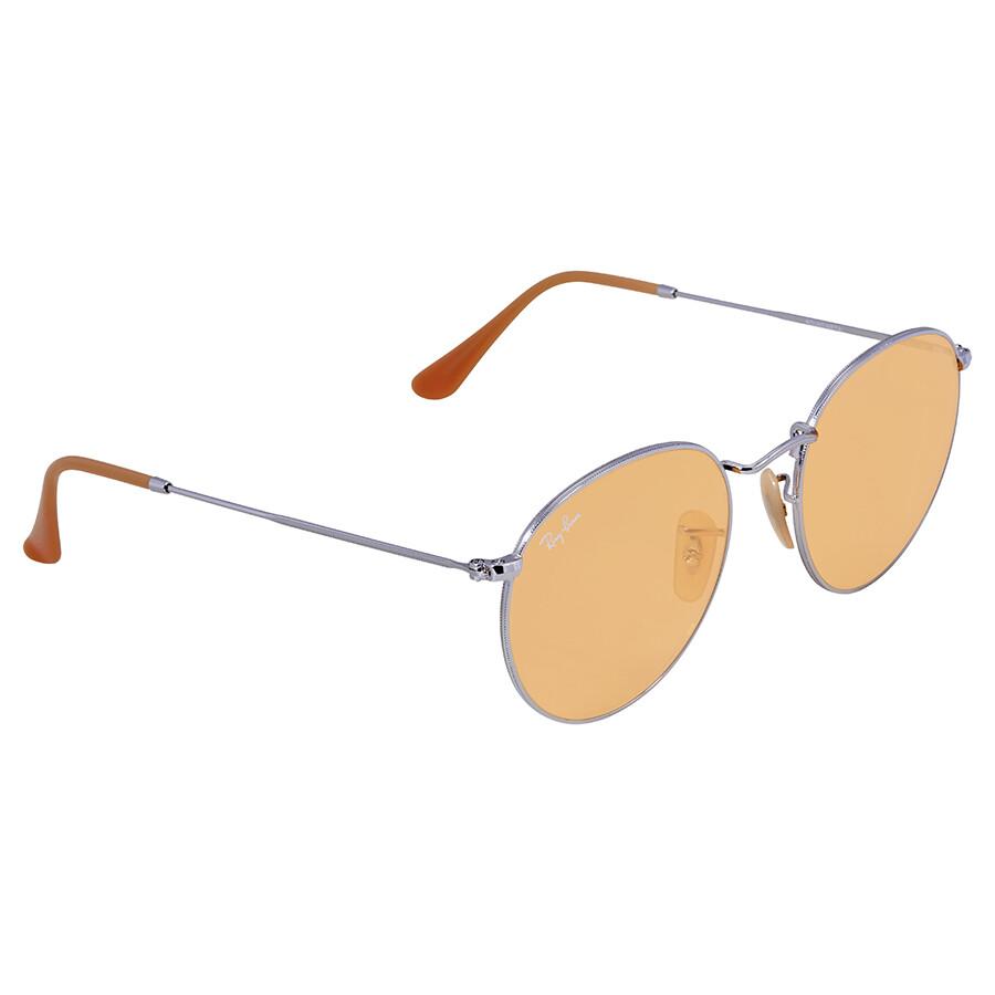 20beebc8b369d Ray Ban Evolve Round Sunglasses RB3447 9065V9 53 - Round - Ray-Ban ...