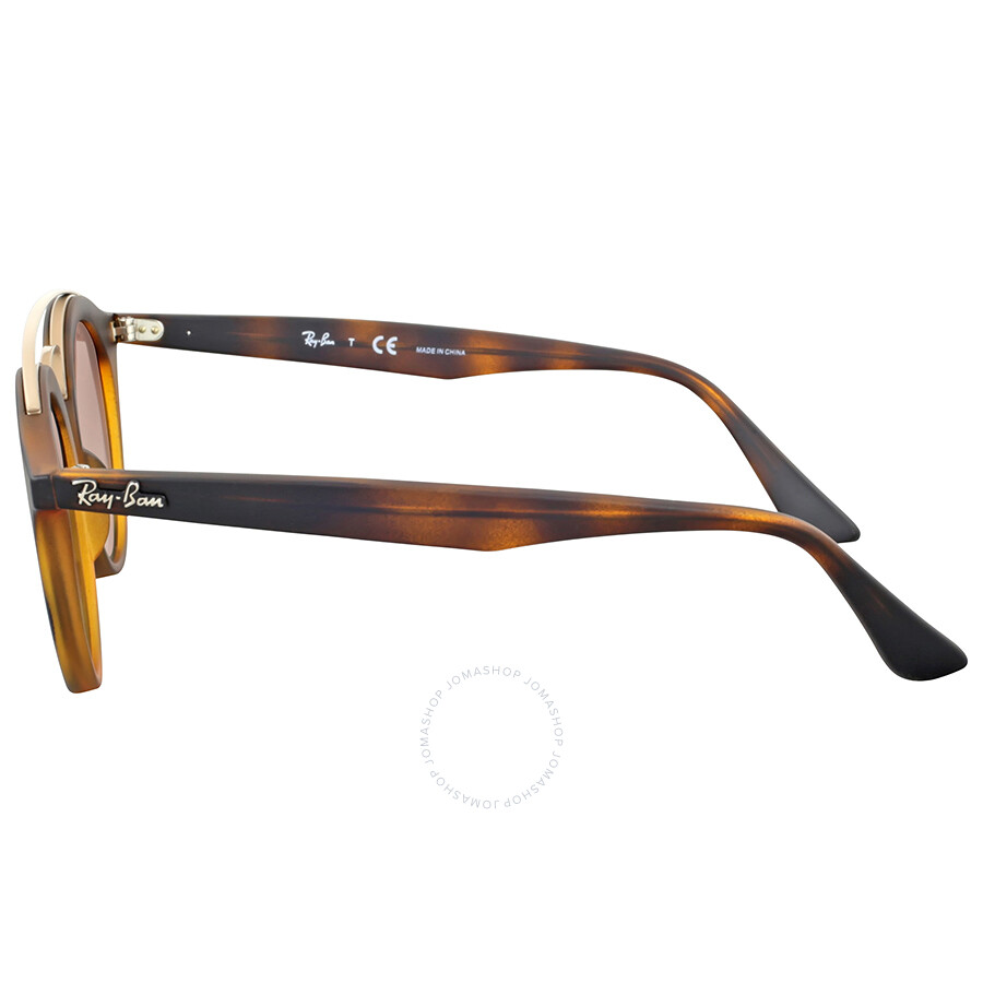 19c46253a1 Ray Ban Gatsby I Tortoise Round Sunglasses - Gatsby - Ray-Ban ...