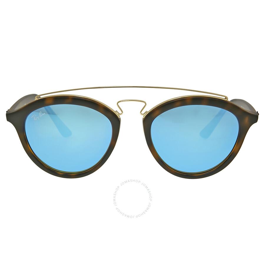 b0dcdace2b24 Ray-Ban Gatsby II Blue Mirror Sunglasses - Gatsby - Ray-Ban ...