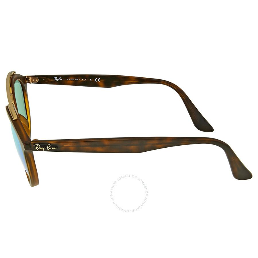 7fecdc8fb0 Ray-Ban Gatsby II Green Mirror Sunglasses - Gatsby - Ray-Ban ...