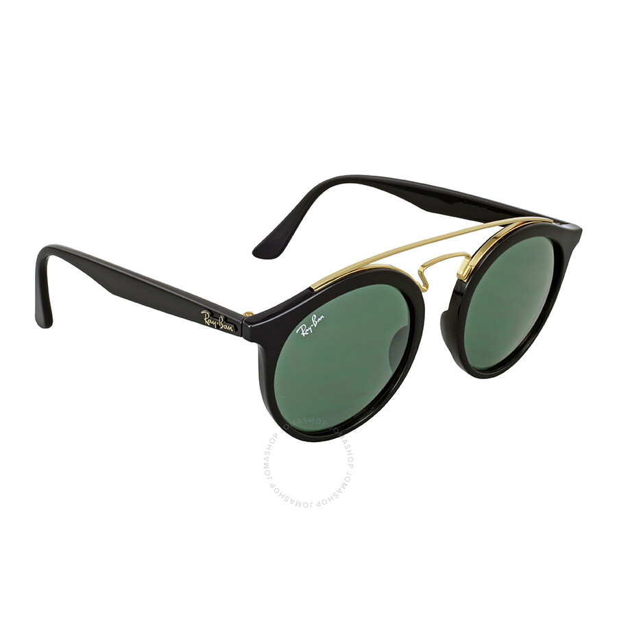 a181a0977f2 ... Ray-Ban Gatsby Round Green Classic Sunglasses RB4256 601 71 49 ...