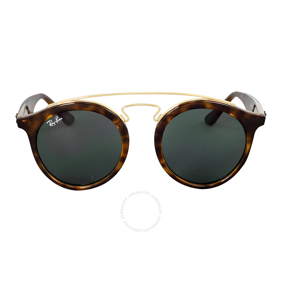 fb5f209039 Ray-Ban Gatsby Tortoise Green Classic Sunglasses RB4256 710 71 46 ...