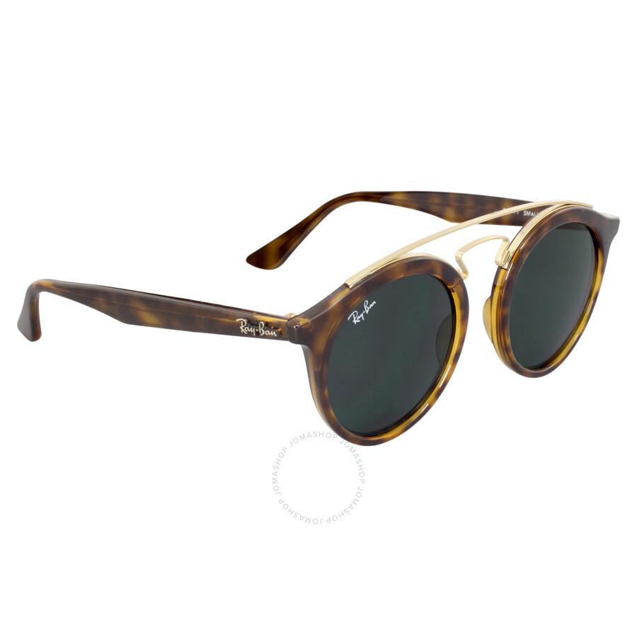 3bf9c6dc5b ... Ray-Ban Gatsby Tortoise Green Classic Sunglasses RB4256 710 71 46 ...