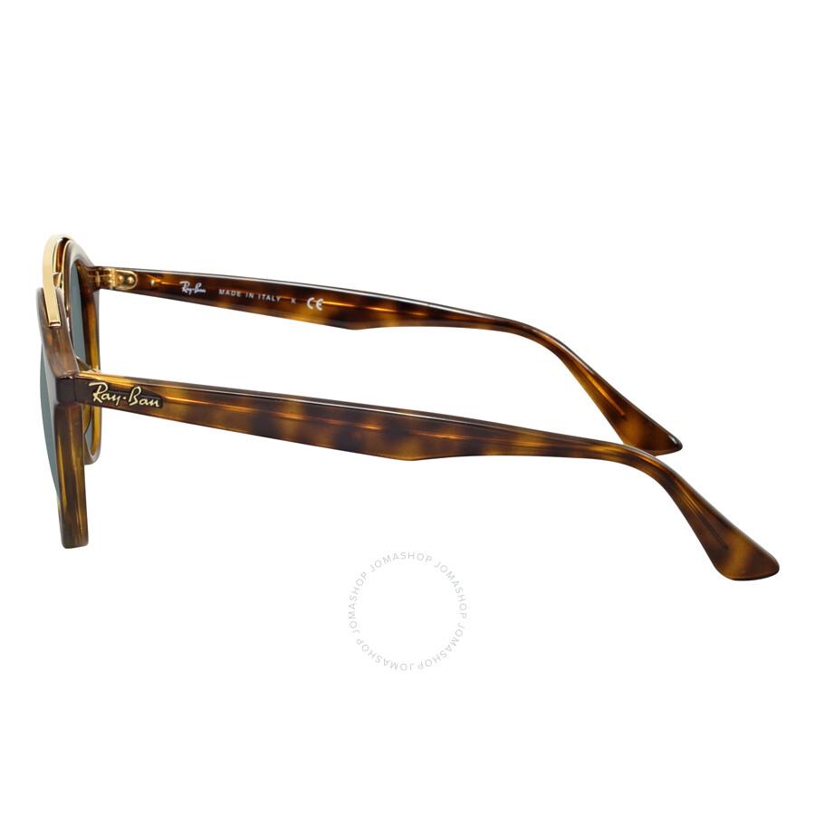 6302a89404 ... Ray-Ban Gatsby Tortoise Green Classic Sunglasses RB4256 710 71 46
