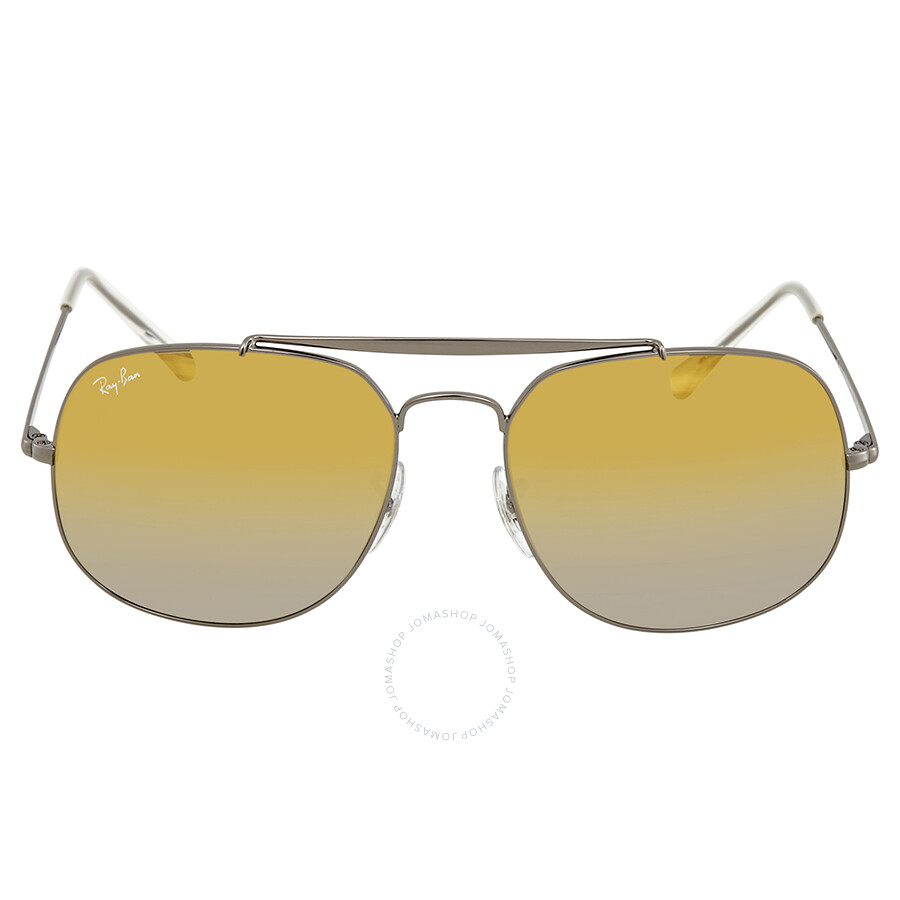 ... Ray Ban General Brown Gradient Mirror Sunglasses RB3561 004 I3 57 ... 7abd68770a