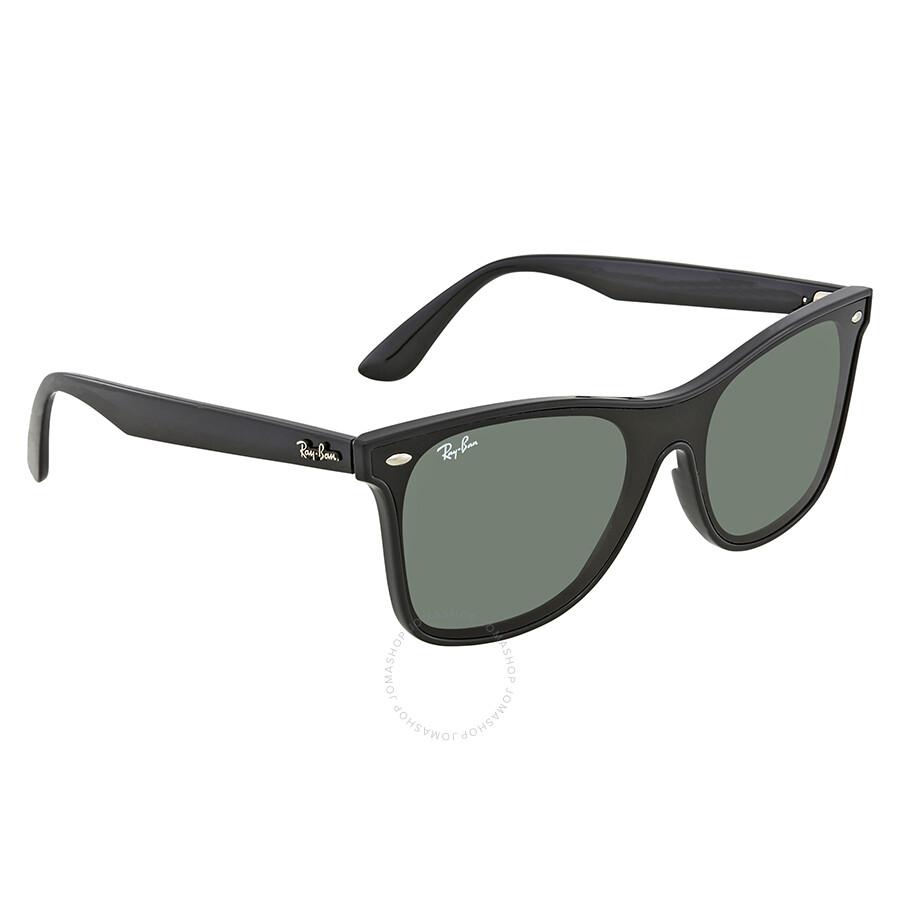 31b32fe39c Ray Ban Green Asian Fit Wayfarer Sunglasses RB4440NF 601 71 44 ...