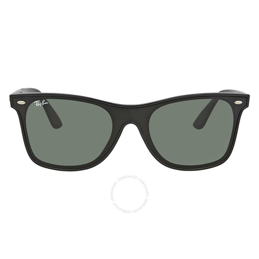 6f3bca0484 ... Ray Ban Green Asian Fit Wayfarer Sunglasses RB4440NF 601 71 44 ...