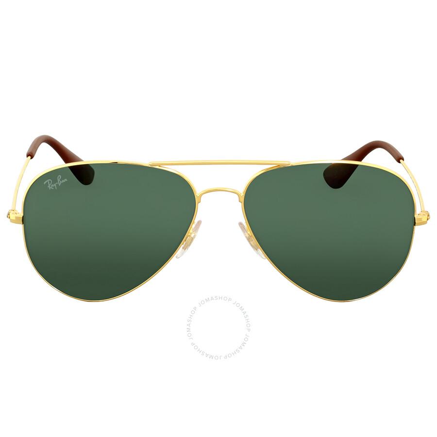 6320578da9d Ray-Ban Green Classic Aviator Sunglasses - Aviator - Ray-Ban ...