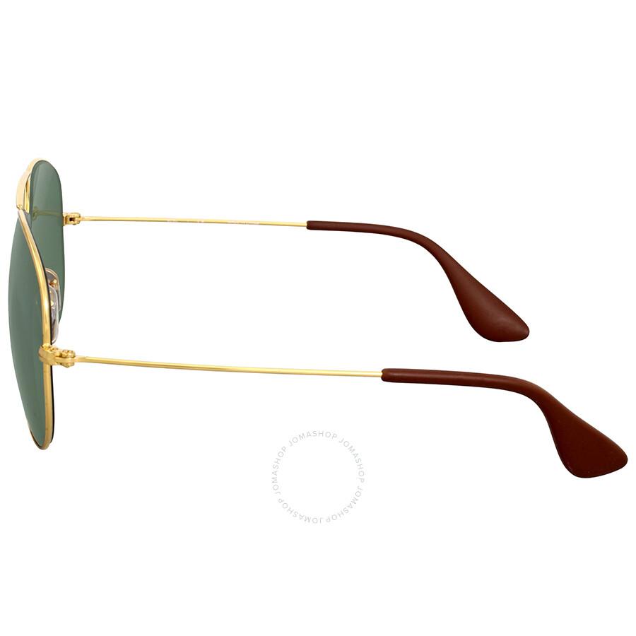 b405435e35 Ray-Ban Green Classic Aviator Sunglasses - Aviator - Ray-Ban ...