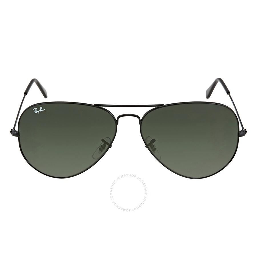 7da027ff7c680 Ray Ban Green Classic G-15 Aviator Large Sunglasses Item No. RB3026 L2821 62