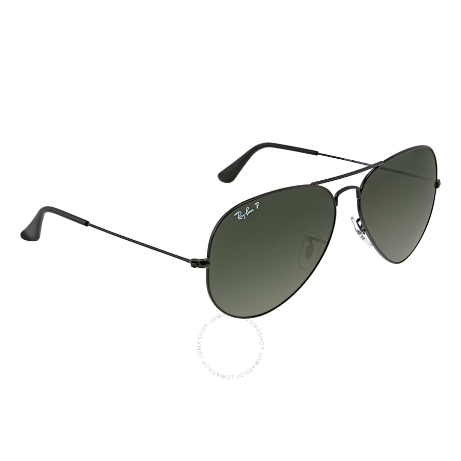 7b853a102d Ray Ban Green Classic G-15 Aviator Large Sunglasses - Aviator - Ray ...