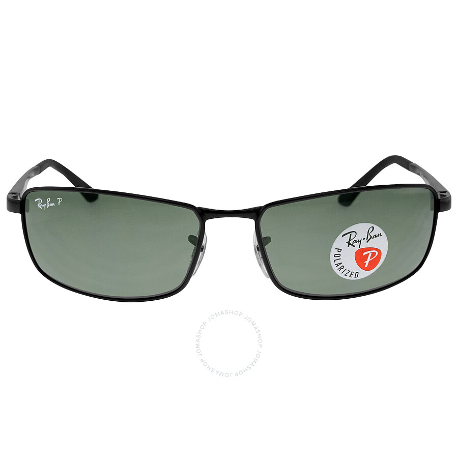 06f66ff756b Ray Ban Green Classic G-15 Men s Polarized Sunglasses