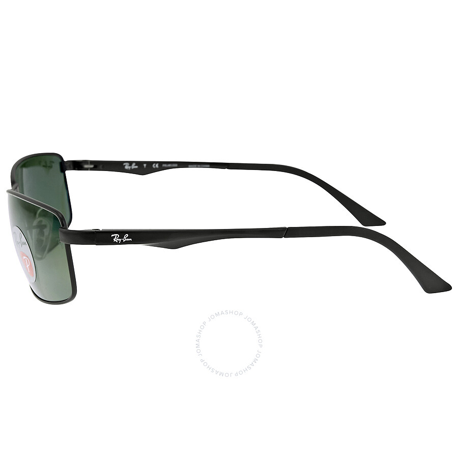 6b72a0f405 ... Ray Ban Green Classic G-15 Men s Polarized Sunglasses RB3498 002 9A 61-
