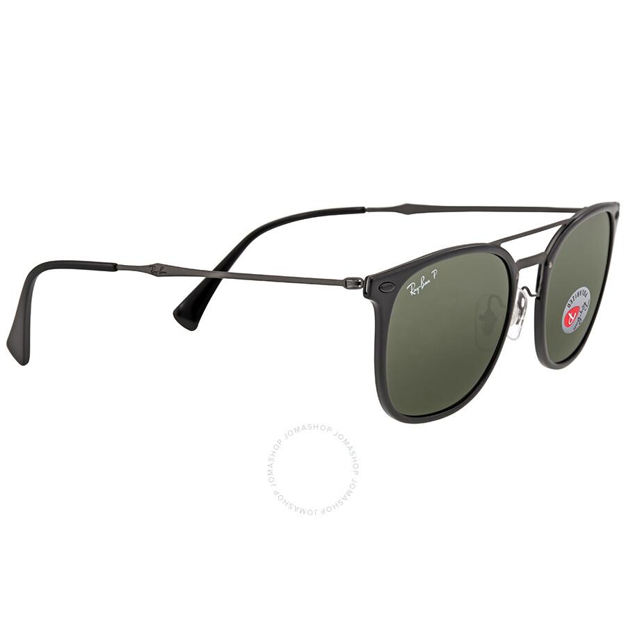 e41a8f69a7 Ray Ban Green Classic G-15 Men s Sunglasses RB4286 601 9A 55 - Ray ...