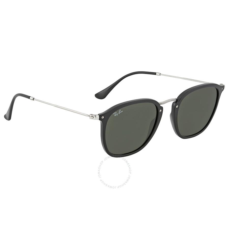 85dc8c9115 Ray Ban Green Classic G-15 Square Sunglasses - Ray-Ban - Sunglasses ...