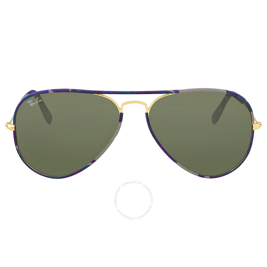 c7bf9e41ef Ray Ban Green Classic G-15 Sunglasses RB3025JM 172 Item No. RB3025JM 172 58