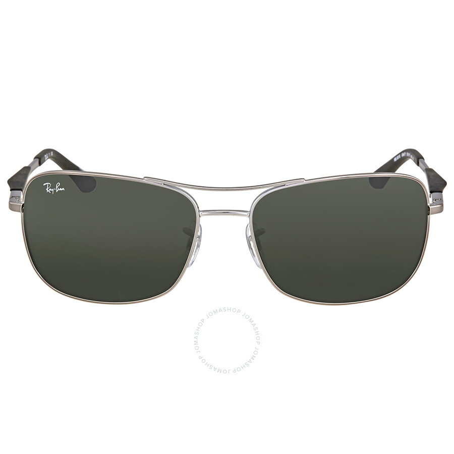 e945dfc05c2 Ray Ban Green Classic Men s Sunglasses RB3515 004 71 61 - Ray-Ban ...
