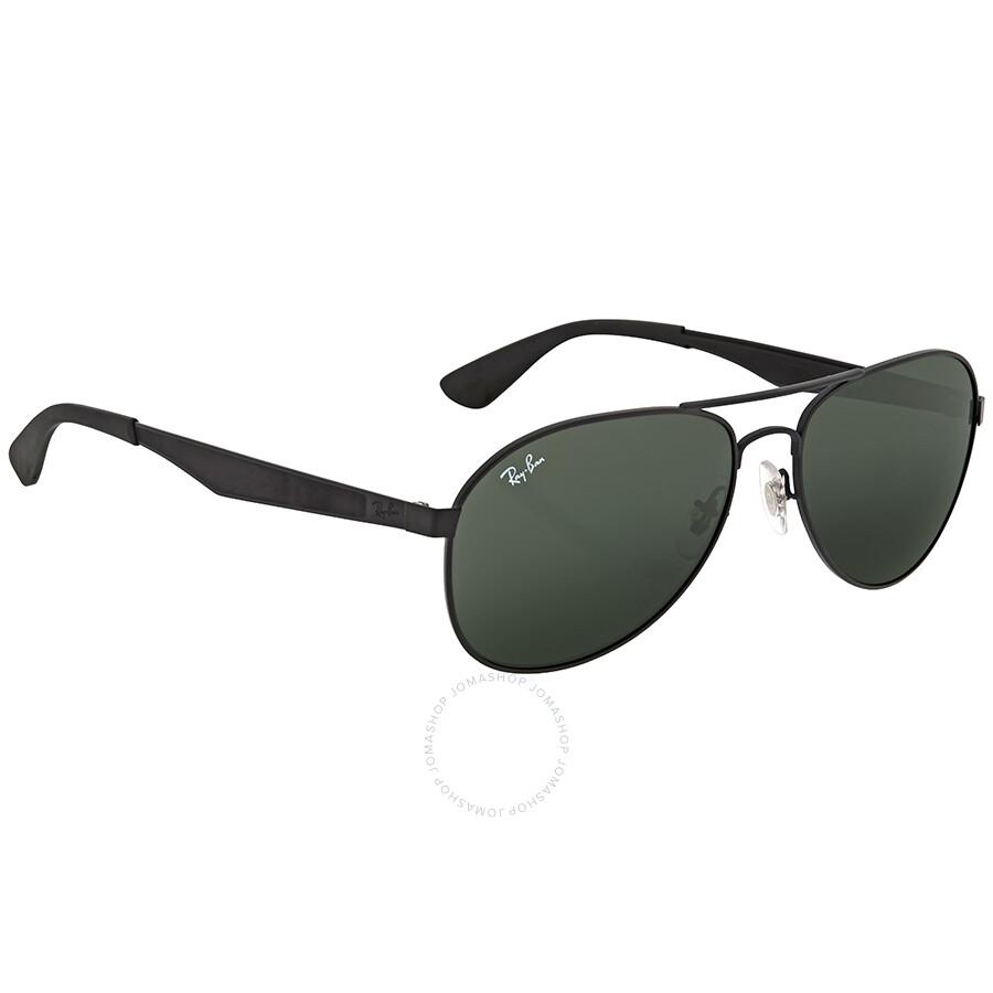 Ray Ban Green Classic Men s Sunglasses RB3549 006 71 58 - Aviator ... cffdb774a1