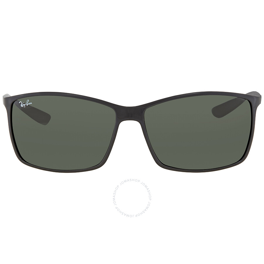 47589f3e1a Ray Ban Green Classic Rectangular Men s Sunglasses RB4179 601 71 62 ...