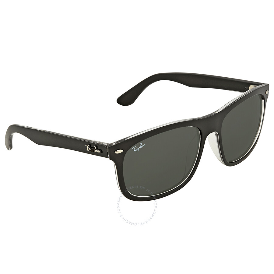 b5b32a086c Ray Ban Green Classic Rectangular Men s Sunglasses RB4226 605271 56 ...