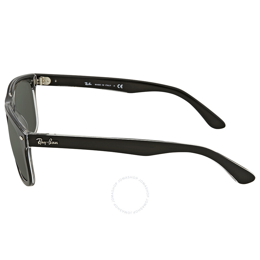 0917f62b81 Ray Ban Green Classic Rectangular Men s Sunglasses RB4226 605271 56 ...