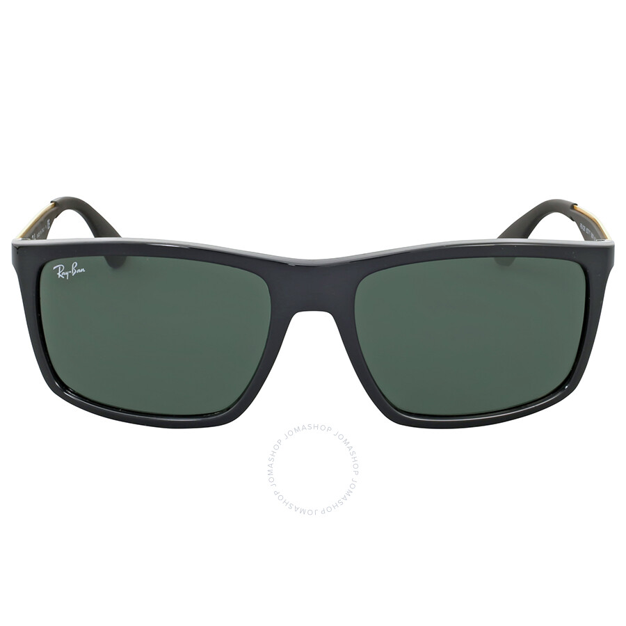 ray ban sunglasses classic  Ray Ban Green Classic Rectangular Sunglasses - Ray-Ban ...