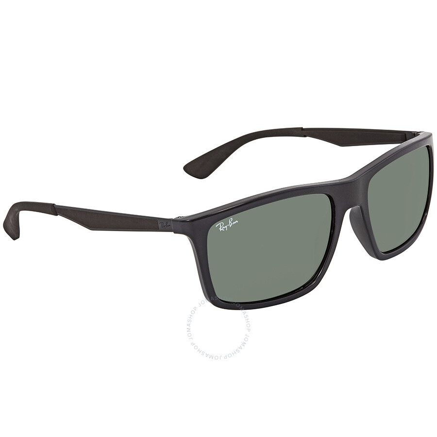cfa24ad4c9 Ray Ban Green Classic Rectangular Sunglasses RB4228 601 71 58 - Ray ...