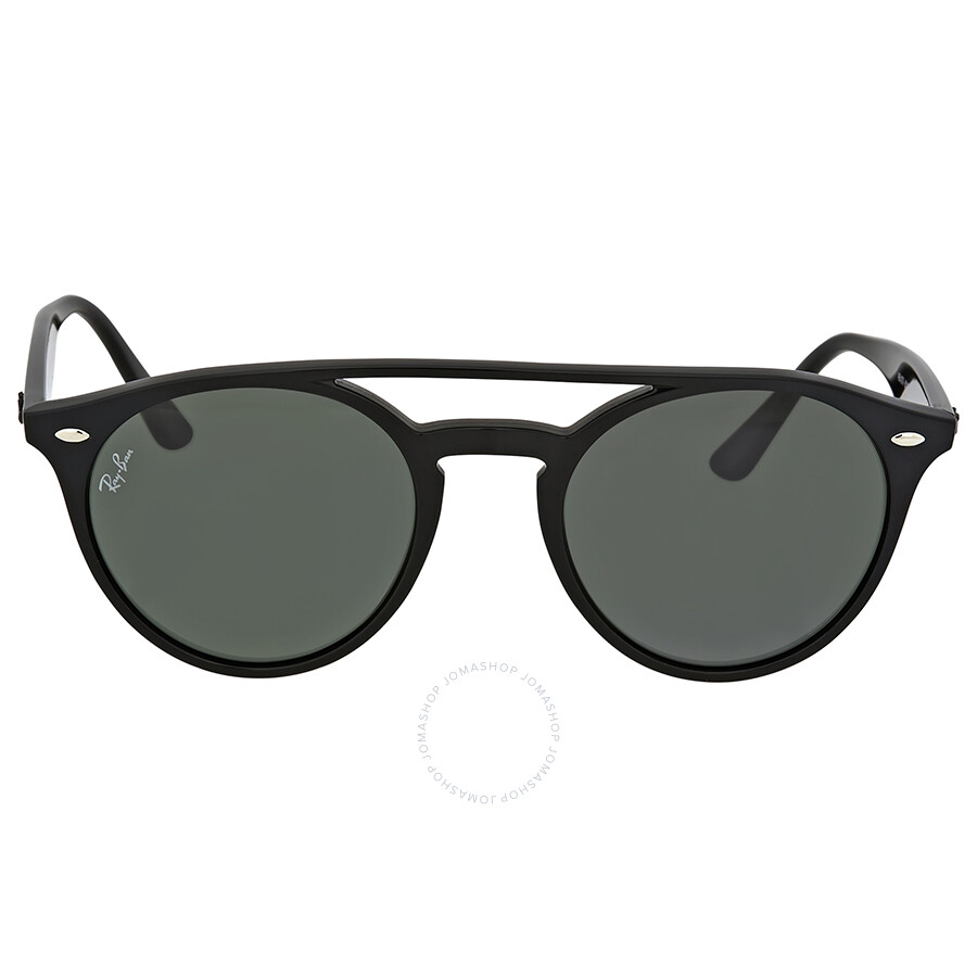 9af720fd98 Ray Ban Green Classic Round Sunglasses - Ray-Ban - Sunglasses - Jomashop