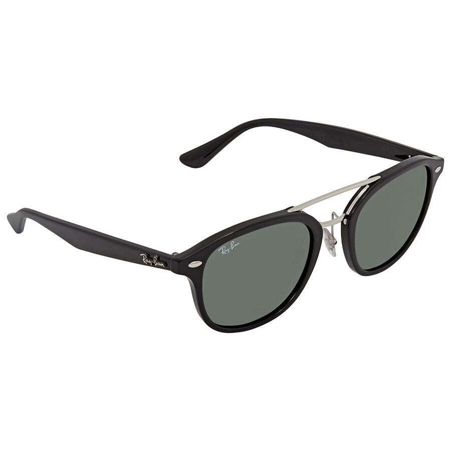 9b01ff3043 Ray Ban Green Classic Square Sunglasses RB2183 901 71 53 - Square ...