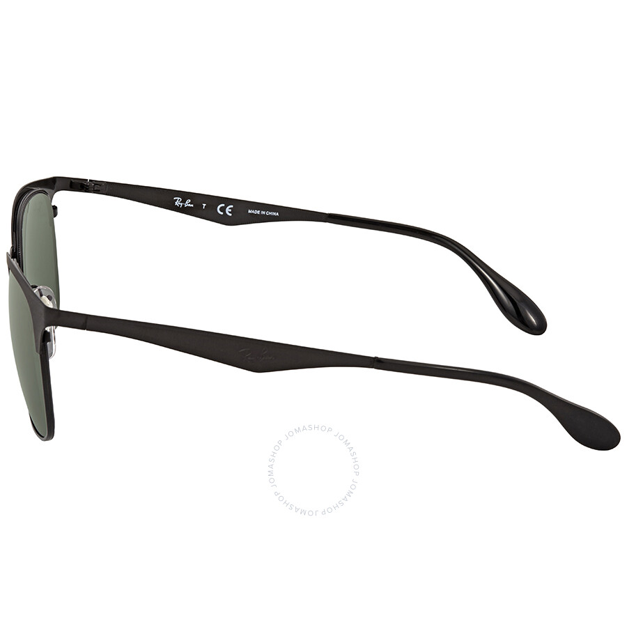 a7d27e04c Ray Ban Green Classic Square Sunglasses RB3538 186/71 53 - Square ...