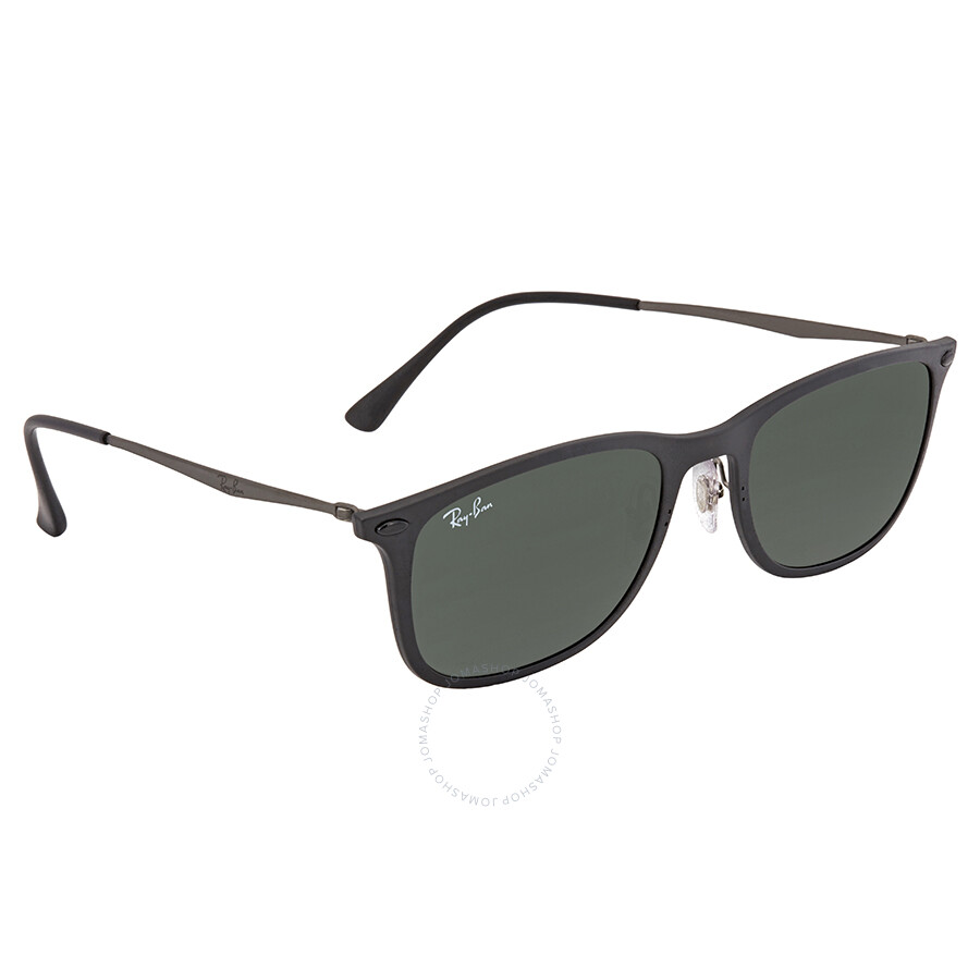 87cb9544c9b Ray Ban Green Classic Square Sunglasses RB4225 601S71 52 - Wayfarer ...