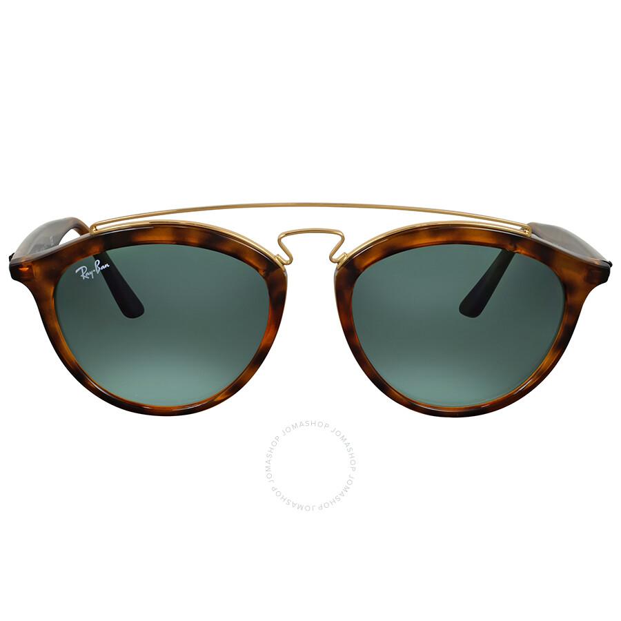 Ray Ban Gatsby II Tortoise Ladies Round Sunglasses RB4257 710 71 53 ... b5332540a1be