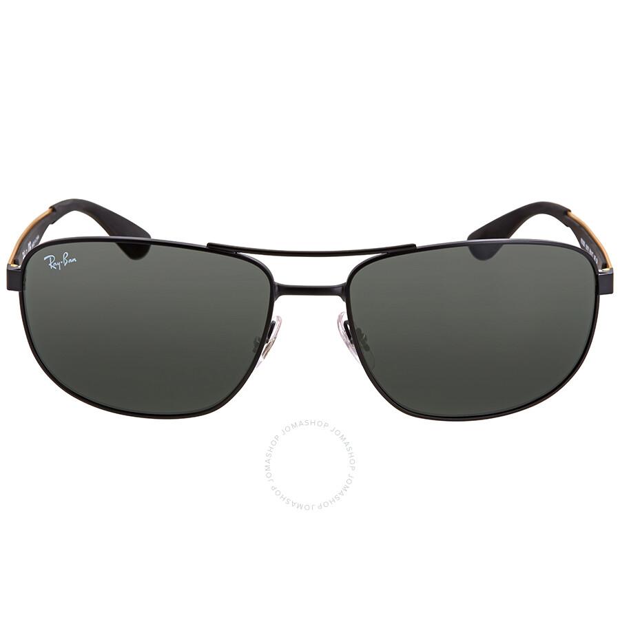 74ed5e23b0 Ray Ban Green Classic Sunglasses RB3528 191 71 61 - Ray-Ban ...