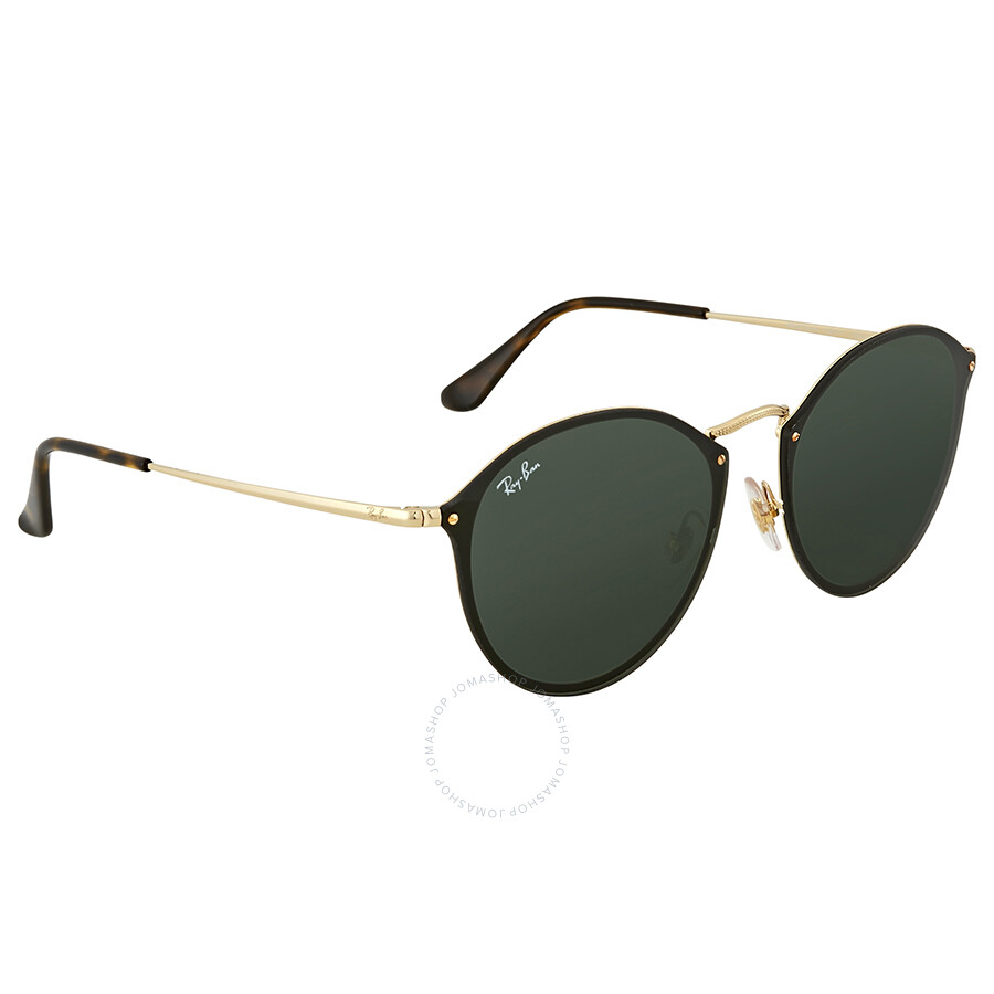 24e295e5dd0 Ray Ban Green Classic Sunglasses RB3574N 001 71 59 - Round - Ray-Ban ...