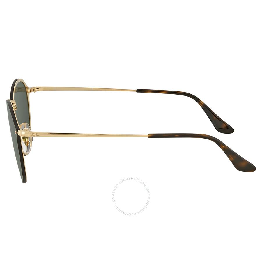 Ray Ban Green Classic Sunglasses RB3574N 001 71 59 - Round - Ray-Ban ... 6fbfdf7dd1