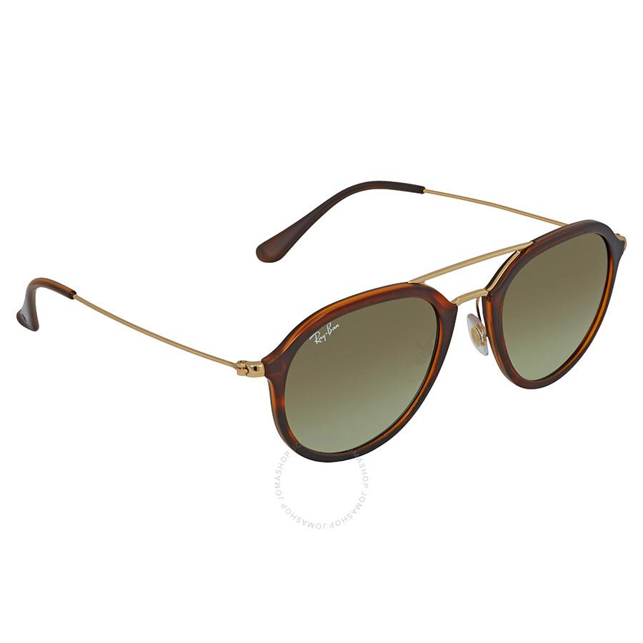 0c2b5a71a8b2 Ray Ban Green Gradient Aviator Sunglasses RB4253 820/A6 50 Item No. RB4253  820/A6 50