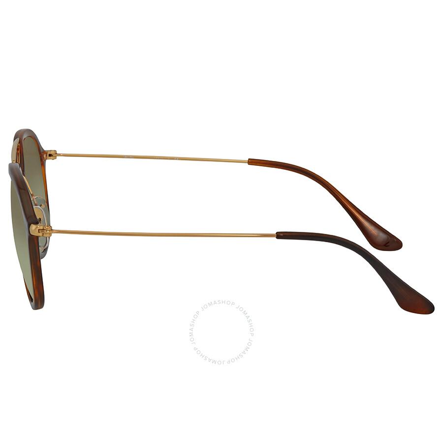 65356e4c3bab Ray Ban Green Gradient Aviator Sunglasses RB4253 820/A6 50 - Ray-Ban ...