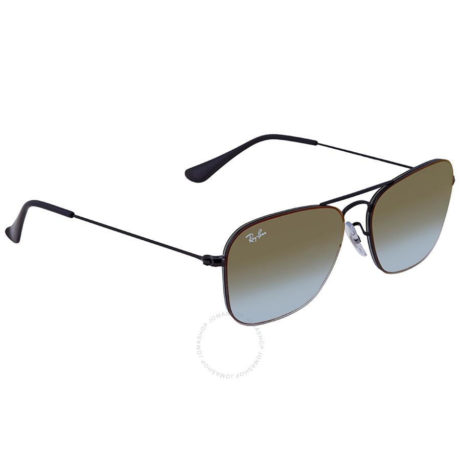 b3bcd7ab893 Ray Ban Green Gradient Mirror Square Sunglasses RB3603 002 T056 Item No. RB3603  002 T0 56