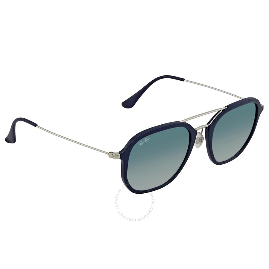 adbe553948 Ray Ban Green Gradient Square Sunglasses RB4273 63343A 52 - Ray-Ban ...