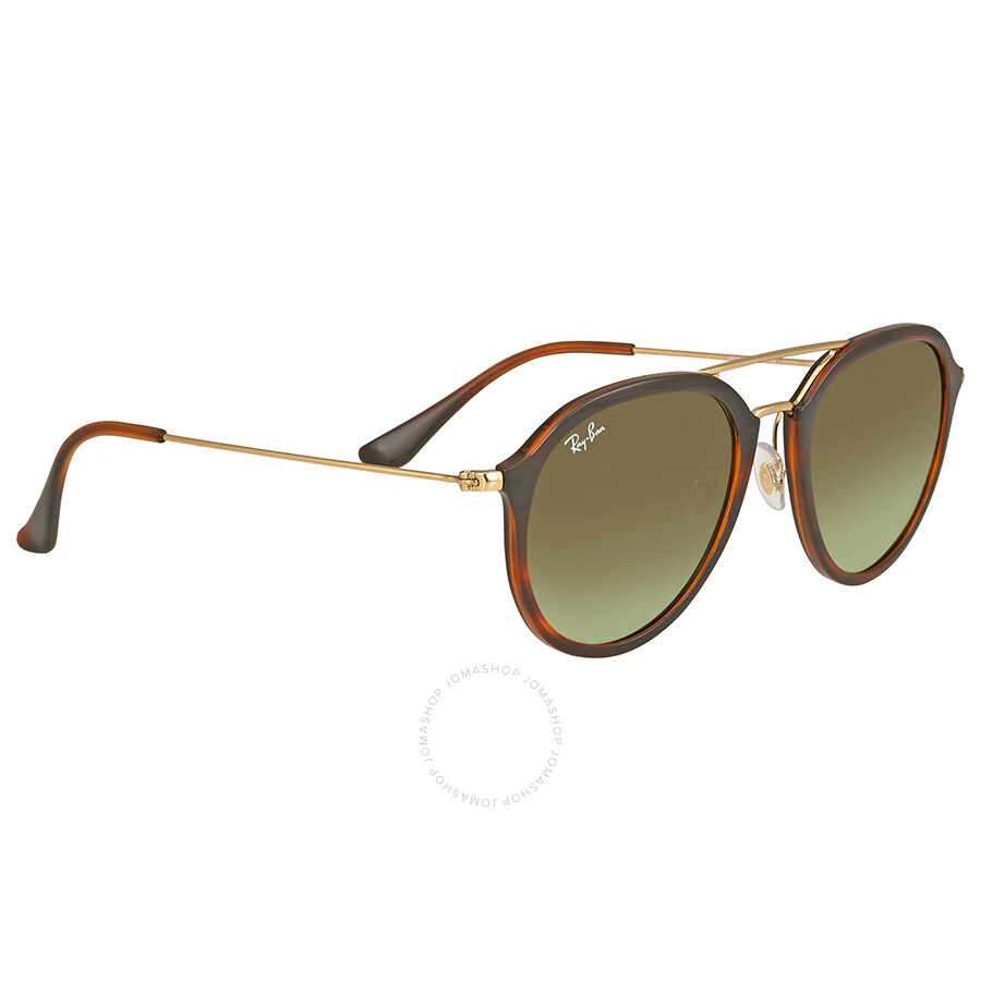5efccf4a2ed Ray Ban Green Gradient Sunglasses RB4253 820 A6 53 - Aviator - Ray ...