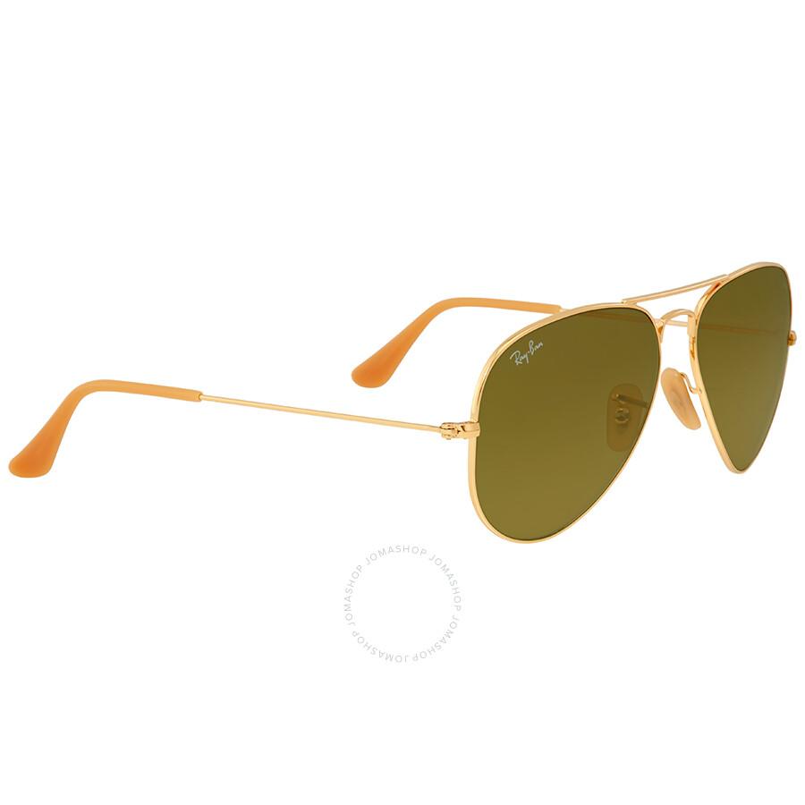 d0b72dd81 ... Ray Ban Green Photocromic Aviator Sunglasses RB3025 90644C 58 ...