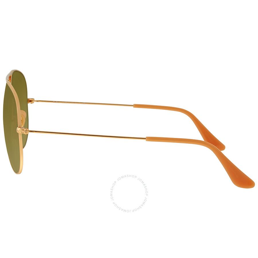 fedd90e03 ... Ray Ban Green Photocromic Aviator Sunglasses RB3025 90644C 58