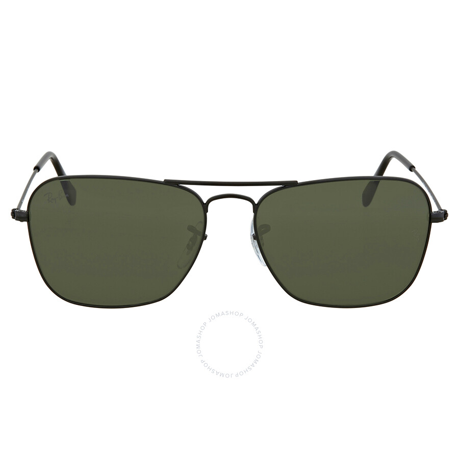 573aaa8779 Ray Ban Green Square Men s Sunglasses RB3136 W3338 55 - Ray-Ban ...