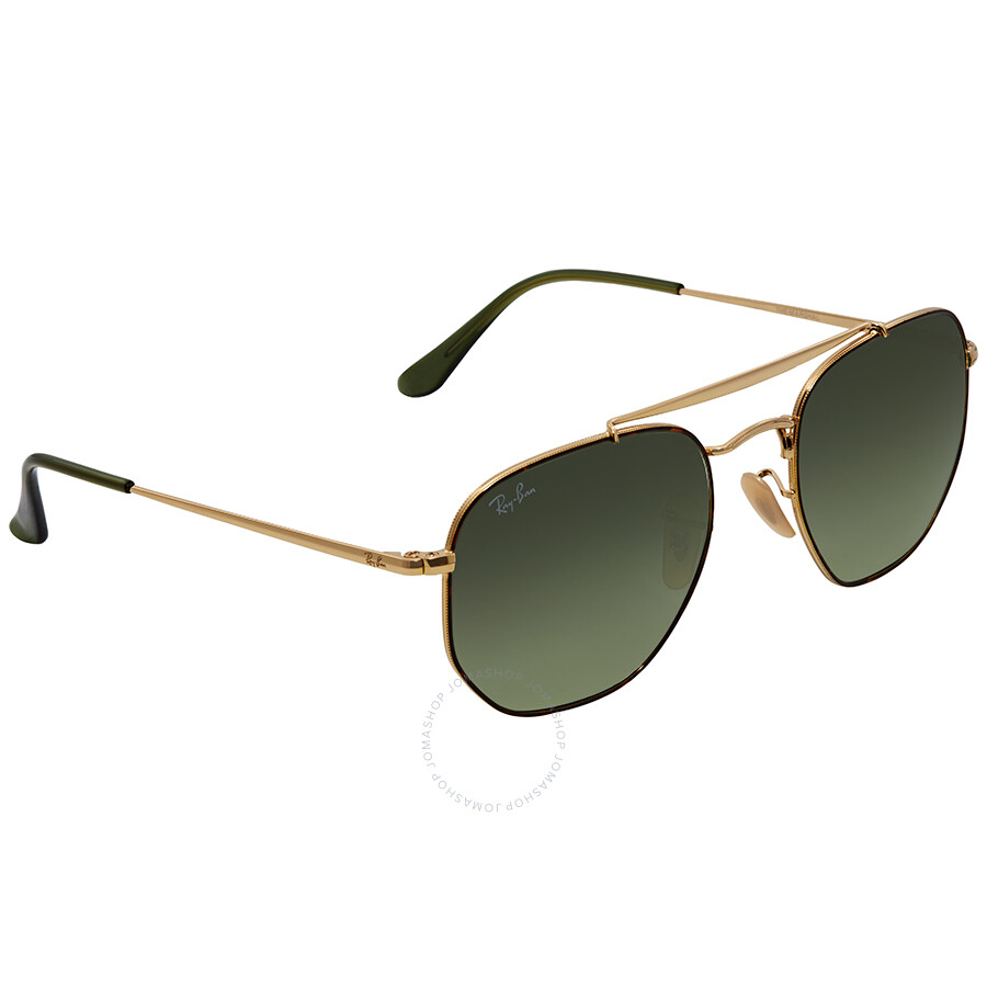 4e9df86d69eb Ray Ban Green Square Sunglasses RB3648 91034M 54 - Ray-Ban ...