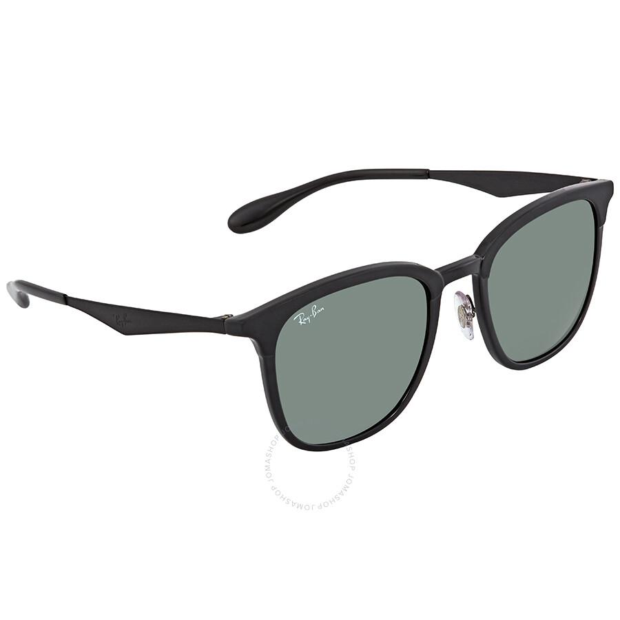 b06d211b7f4 Ray Ban Green Square Sunglasses RB42786 28271 51 - Ray-Ban ...